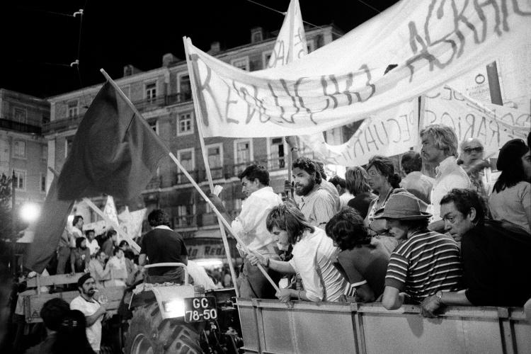 Portogallo, agosto 1975