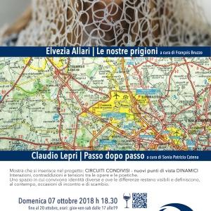Mostra 7 ottobre 2018. Milano