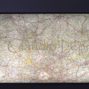 -Viaggiare una mappa rovesciata- (2018) _ 1° Premio alla Mostra -Resilienza-