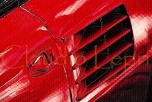 Ferrari Red - Rosso Ferrari