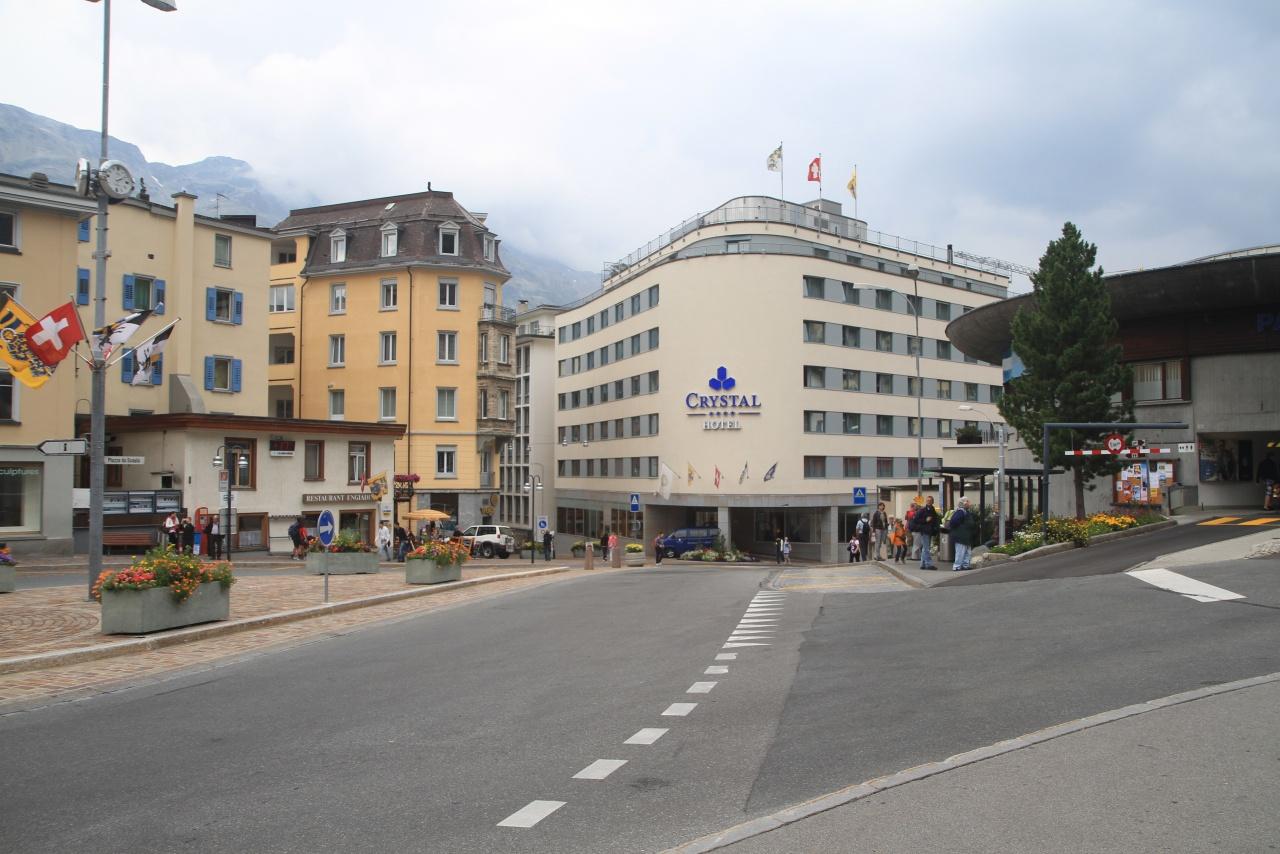 San Moritz - SAN MORITZ