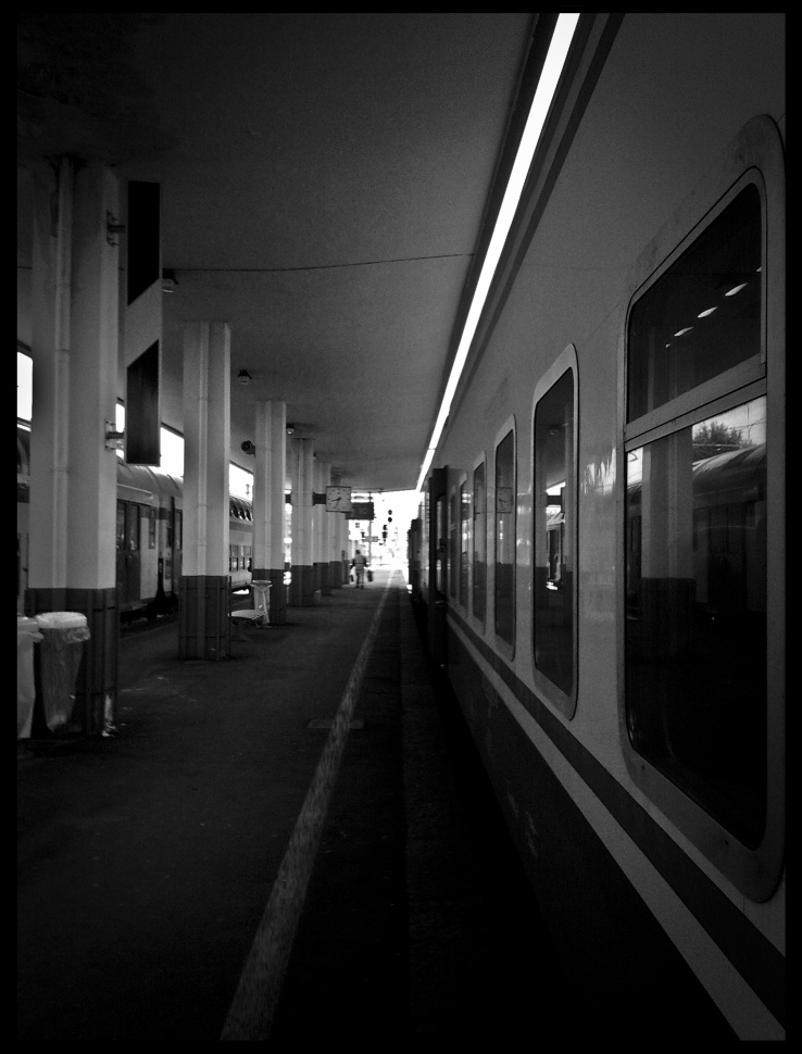 . The Passenger .