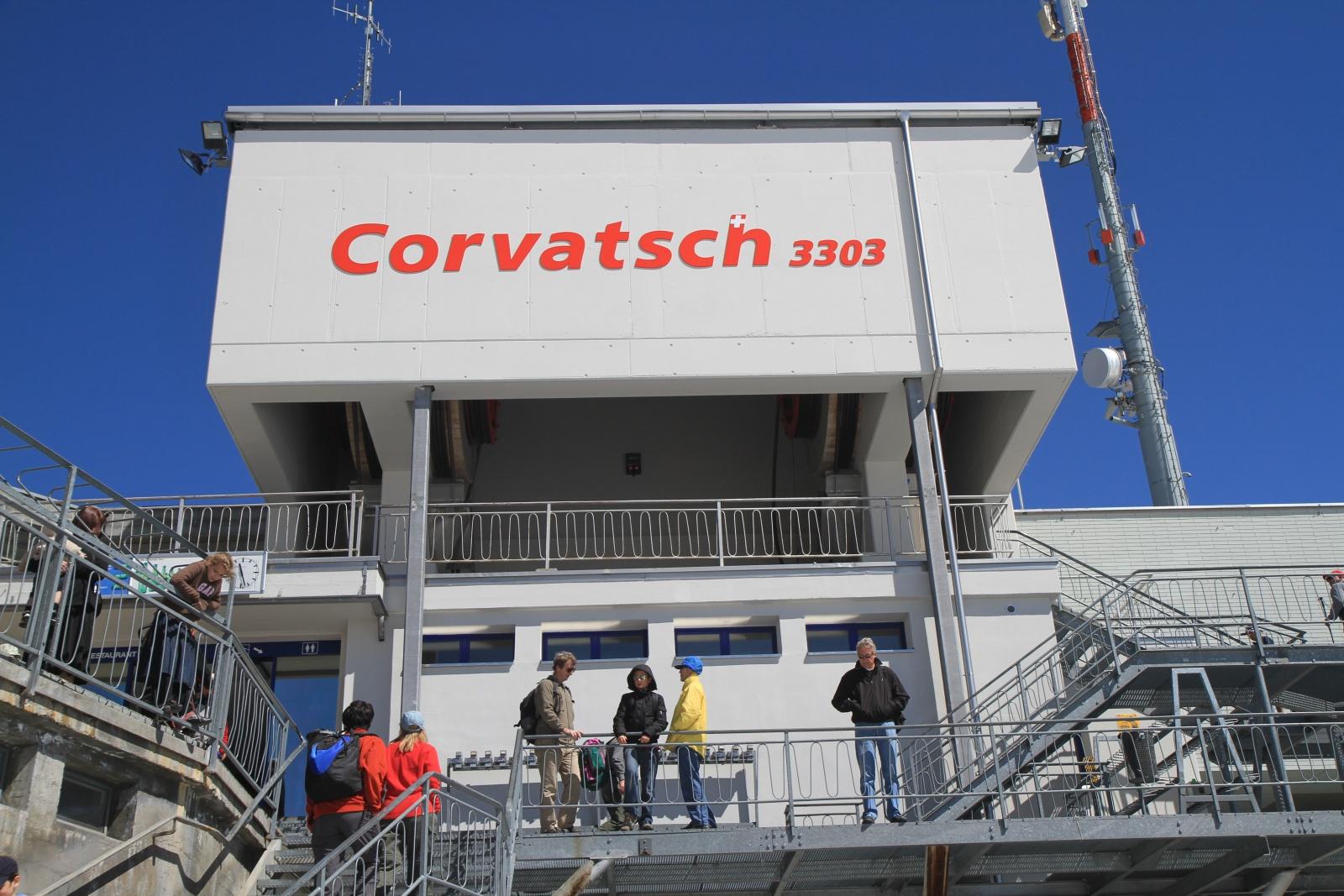 CORVATSCH - CORVATSCH