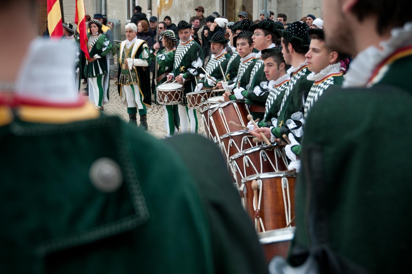 Pistonieri Archibugieri Santa Maria del Rovo