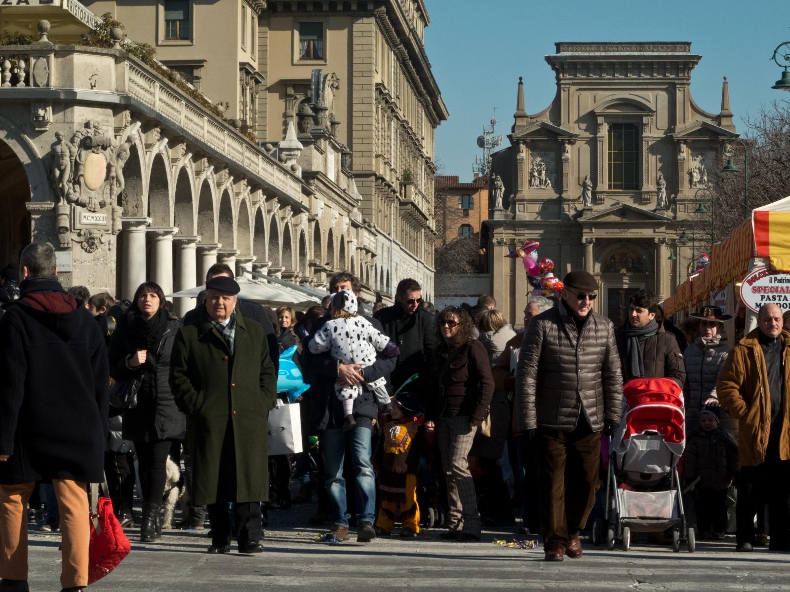Arlecchino | Carnevale Bergamo 2013