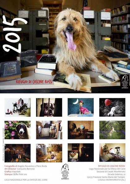 Calendario 2015 - Rifugio Cascine Rossi